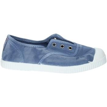 Chaussures Enfant Baskets basses Cienta 70777 Jeans