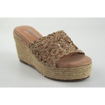 La Push Femme Mules  Sandale  2900 Beige