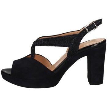 Chaussures Femme Sandales et Nu-pieds Soffice Sogno E20323 NUIT BLEUE