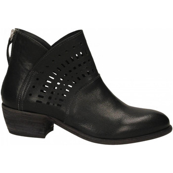 Chaussures Femme Low boots Mat:20 GIPSY WEST nero