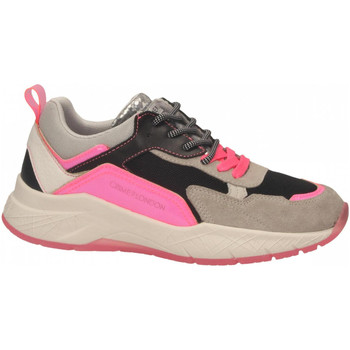 Chaussures Femme Baskets basses Crime London  73-pink