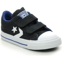 Chaussures Enfant Baskets basses Converse star player2v 19 noir