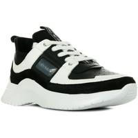 Chaussures Femme Baskets basses Calvin Klein Jeans b4e4936 noir
