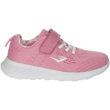 Chaussures Fille Baskets basses Everlast EV913 Rose