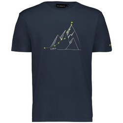 Vêtements Homme T-shirts manches courtes Cmp M THSIRT COSMO HOMME 2020 Unicolor