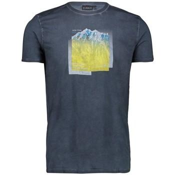 Vêtements Garçon T-shirts manches courtes Cmp JR TSHIRT COSMO BOY 2020 Unicolor