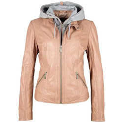 Vêtements Femme Vestes en cuir / synthétiques Deercraft DROPPY NSLONTV ROSE Rose