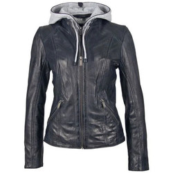 Vêtements Femme Vestes en cuir / synthétiques Deercraft DROPPY NSLONTV LIGHT NAVY Bleu marine
