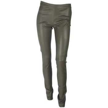 Vêtements Femme Pantalons Gipsy PANTALON G2ALARA SF LNS OLIVE Vert