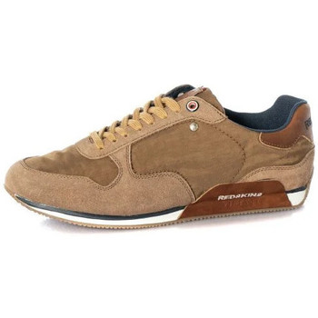 Chaussures Homme Baskets mode Chaussures Redskins RICOME COGNAC cognac