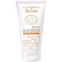 Beauté Protections solaires Avene Solaire Haute Protection Crème Minérale Spf50+  50 ml