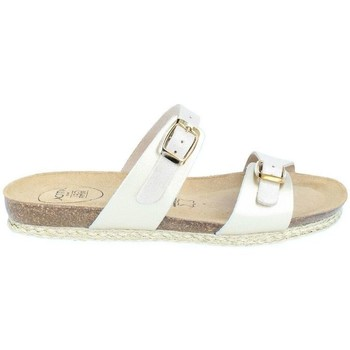 Chaussures Femme Mules Amoa Sandales Garigues à enfiler BEIGE