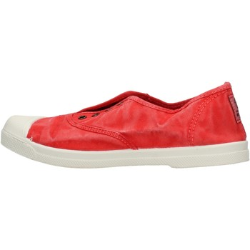 Chaussures Garçon Baskets mode Natural World - Sneaker rosso 102E-652 ROSSO