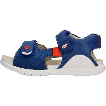 Chaussures Garçon Sandales et Nu-pieds Biomecanics - Sandalo azzurro 202181 AZZURRO