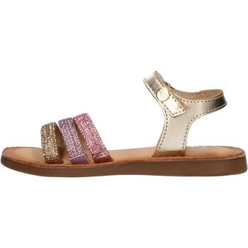Chaussures Garçon Chaussures aquatiques Gioseppo - Sandalo oro HIALEAH ORO