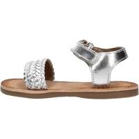 Chaussures Garçon Chaussures aquatiques Gioseppo - Sandalo argento ODERZO ARGENTO