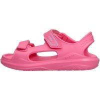 Chaussures Garçon Chaussures aquatiques Crocs - Swiftwater fuxia 206267-6M3 FUXIA
