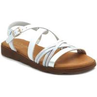 Chaussures Femme Sandales et Nu-pieds Carla Tortosa 10112 Multi Blanc