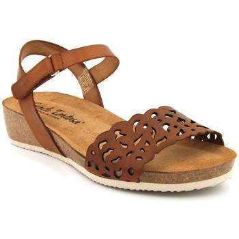 Chaussures Femme Sandales et Nu-pieds Carla Tortosa 27149 Marron