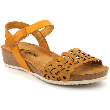 Chaussures Femme Sandales et Nu-pieds Carla Tortosa 27149 Jaune