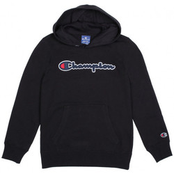 Vêtements Enfant Sweats Champion Sweat à capuche Noir