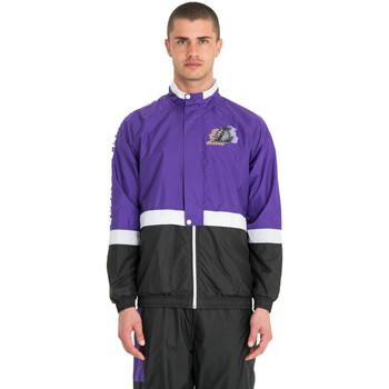 Vêtements Homme Coupes vent New-Era Veste coupe-vent Violet