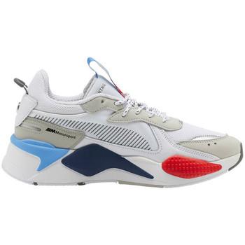Chaussures Homme Baskets basses Puma Basket  RS-X BMW MOTORSPORT Blanc