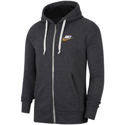 Vêtements Homme Sweats Nike Sweat à capuche  HERITAGE Noir