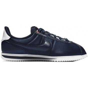 Chaussures Enfant Baskets basses Nike Basket  CORTEZ BASIC TXT VDAY Junior Bleu