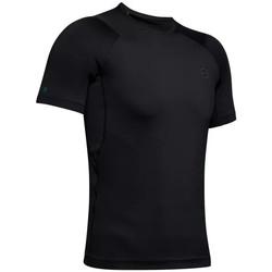 Vêtements Homme T-shirts manches courtes Under Armour Tee-shirt Under Noir