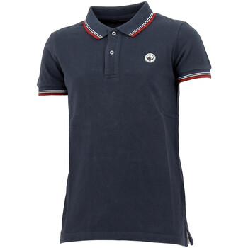 Vêtements Enfant Polos manches courtes JOTT Polo  BREST Bleu