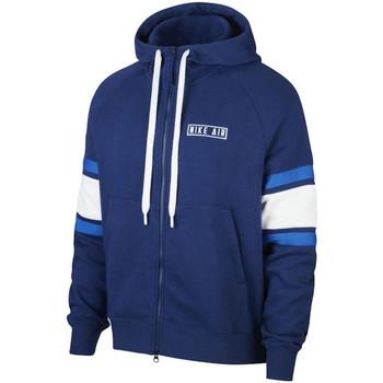 Vêtements Homme Sweats Nike Sweat à capuche  AIR Bleu
