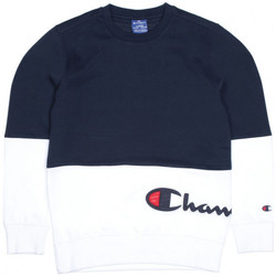 Vêtements Enfant Sweats Champion Sweat Bleu