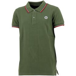 Vêtements Enfant Polos manches courtes JOTT Polo  BREST Vert