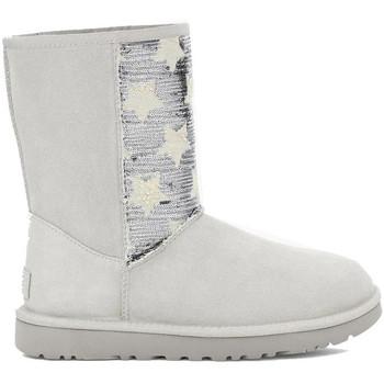 Chaussures Femme Bottes UGG Bottes  CLASSIC Gris