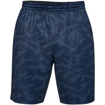 Vêtements Homme Shorts / Bermudas Under Armour Short Bleu