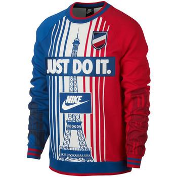 Vêtements Homme Sweats Nike Sweat Bleu