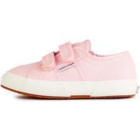 Chaussures Enfant Baskets basses Superga Basket Rose