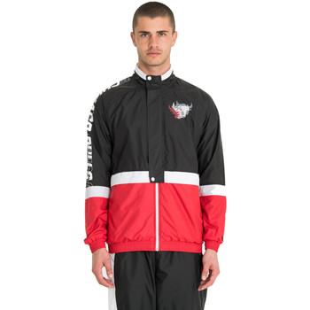 Vêtements Homme Coupes vent New-Era Veste coupe-vent  LOS ANGELES LAKERS COLOR BLOCK Noir