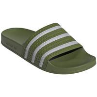 Chaussures Homme Claquettes adidas Originals Sandale adidas Vert