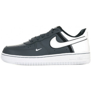 Chaussures Enfant Baskets basses Nike Basket  AIR Gris