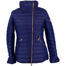 Vêtements Femme Doudounes Ea7 Emporio Armani Doudoune EA7 Bleu