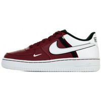 Chaussures Enfant Baskets basses Nike Basket  AIR Bordeaux