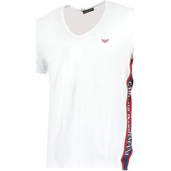 Vêtements Homme T-shirts manches courtes Ea7 Emporio Armani Tee-shirt EA7 Blanc