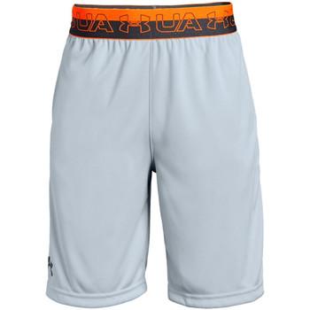 Vêtements Enfant Shorts / Bermudas Under Armour Short Gris