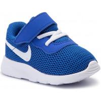 Chaussures Enfant Baskets basses Nike Basket  TANJUN Bleu