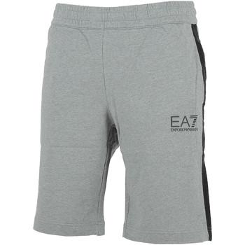 Vêtements Homme Shorts / Bermudas Ea7 Emporio Armani Short EA7 Emporio Gris