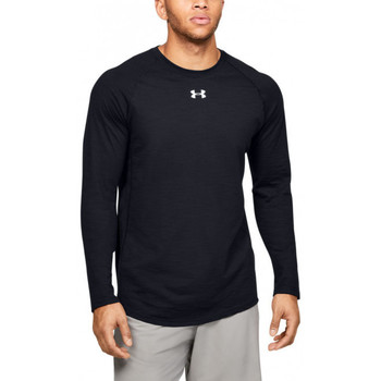 Vêtements Homme T-shirts manches longues Under Armour Tee-shirt Under Noir