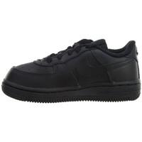 Chaussures Enfant Baskets basses Nike Basket  AIR Noir