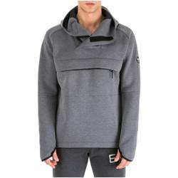 Vêtements Homme Sweats Emporio Armani EA7 Sweat à capuche Gris